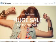 Flatsome WooCommerce Theme, Responsive Themes