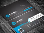 Creative Business Card, Modern Business Card, Business Card