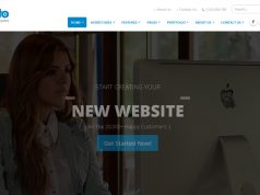 Porto, Responsive Templates, HTML5 Templates