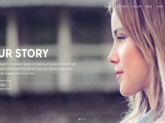 Story WordPress Theme, Creative WordPress Theme, WordPress Theme