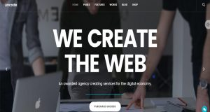 Uncode Theme, Uncode WordPress Theme, Creative WordPress Theme