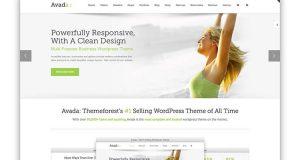 Avada WordPress Theme, WordPress Theme