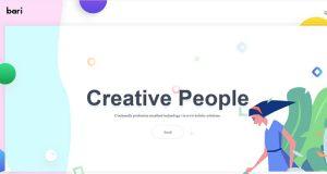 Bari WordPress Theme, SEO Digital Agency WordPress Theme